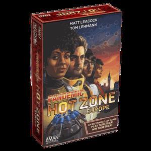 [Pandemic: Hot Zone: Europe (Product Image)]