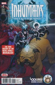 [Inhumans: Once And Future Kings #1 (Product Image)]