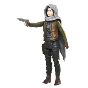 [Star Wars: The Last Jedi: Action Figure: Collection 1 Wave 2: Rogue One Jyn Erso (Product Image)]