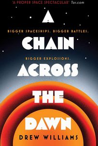 [A Chain Across The Dawn (Hardcover) (Product Image)]