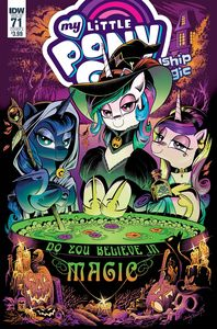[My Little Pony: Friendship Is Magic #71 (Cover A - Price) (Product Image)]