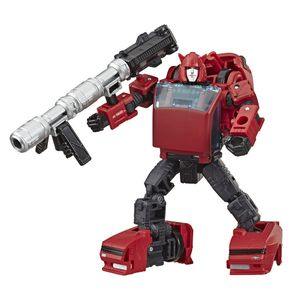 [Transformers: War For Cybertron: Earthrise Deluxe Action Figure: Cliffjumper (Product Image)]