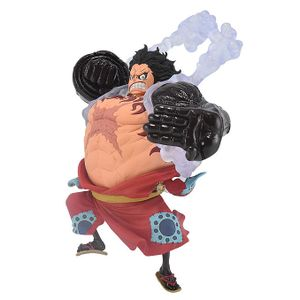 [One Piece: King Of Artist Figure: Monkey D. Luffy Gear Fourth Wanokuni (Product Image)]