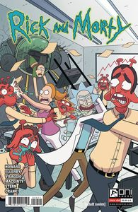 [Rick & Morty #54 (Cover A Ellerby) (Product Image)]