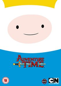 [Adventure Time: The Complete 1st Season DVD (Product Image)]