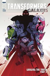 [Transformers: Galaxies #9 (Cover A Miyao) (Product Image)]