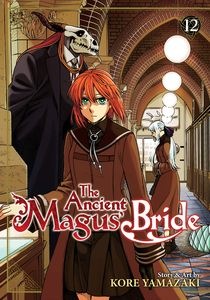[The Ancient Magus' Bride: Volume 12 (Product Image)]