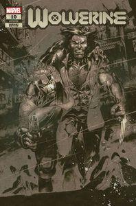 [Wolverine #10 (Kubert Variant) (Product Image)]