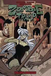 [Zombie Tramp: Volume 19: Dead Girl In Europe (Product Image)]
