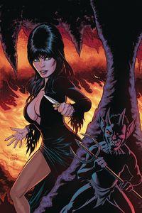 [Elvira: Mistress Of Dark #8 (Cermak Virgin Variant) (Product Image)]