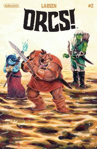 [Orcs #2 (Cover A Larsen) (Product Image)]