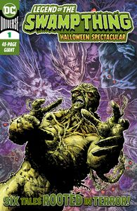 [Legend Of The Swamp Thing: Halloween Spectacular #1 (Product Image)]