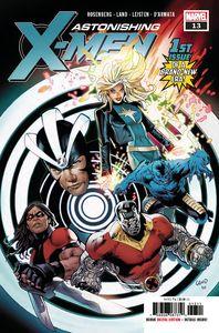 [Astonishing X-Men #13 (Product Image)]