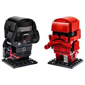 [LEGO: Star Wars: Brickheadz Figure: Kylo Ren & Sith Trooper (Product Image)]