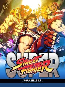 [Super Street Fighter: Volume 1: New Generation (Hardcover) (Product Image)]