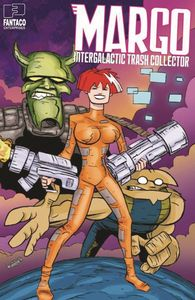 [Margo: Intergalactic Trash Collector #1 (Cover A Whiting) (Product Image)]
