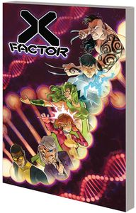 [X-Factor By Leah Williams (Product Image)]