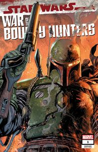 [Star Wars: War Of The Bounty Hunters #1 (Tyler Kirham Variant) (Product Image)]