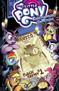 [My Little Pony: Friendship Is Magic: Volume 17 (Product Image)]