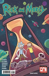 [Rick & Morty #49 (Cover A) (Product Image)]