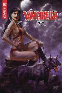 [Vampirella #7 (Parillo Variant) (Product Image)]