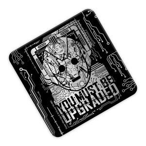 [Doctor Who: Coaster: Cybermen Upgrade (Product Image)]