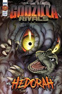 [Godzilla Rivals Vs Hedorah (Product Image)]