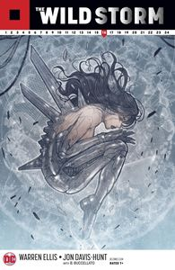 [Wild Storm #16 (Variant Edition) (Product Image)]