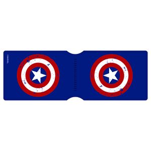 [Captain America: Travel Pass Holder: Shield (Product Image)]