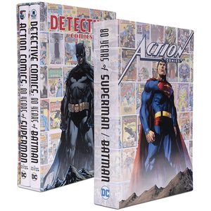 [Superman/Batman: 80 Years Slipcase Set (Hardcover) (Product Image)]