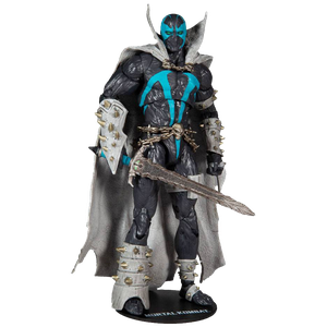 [Mortal Kombat: Lord Covenant Action Figure: Spawn (Product Image)]