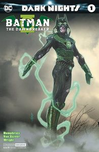 [Batman: The Dawnbreaker #1 (Convention Exclusive Foil Variant) (Product Image)]