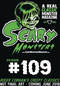 [Scary Monsters Magazine #109 (Product Image)]
