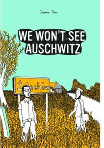 [We Won't See Auschwitz (Product Image)]