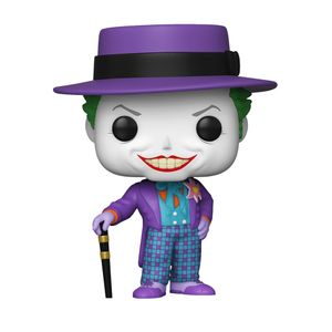 [Batman (1989): Pop! Vinyl Figure: Joker With Hat (Product Image)]