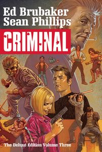 [Criminal: Volume 3 (Deluxe Edition Hardcover) (Product Image)]