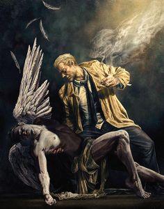 [Hellblazer: Rise & Fall #1 (Lee Bermejo Variant Edition) (Product Image)]