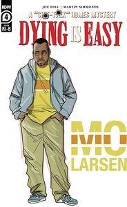 [Dying Is Easy #4 (Character Wrap Simmonds Variant) (Product Image)]