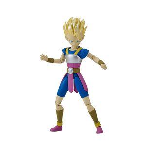[Dragon Ball: Dragon Stars Action Figure: Super Saiyan Cabba (Product Image)]