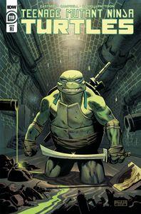[Teenage Mutant Ninja Turtles: Ongoing #118 (Karl Johnsson Vaariant) (Product Image)]