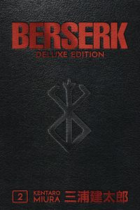 [Berserk: Deluxe Edition: Volume 2 (Hardcover) (Product Image)]
