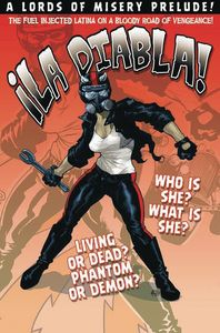 [La Diabla #1 (Cover A Powell) (Product Image)]