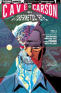 [Cave Carson Has A Cybernetic Eye: Volume 1: Going Underground (Product Image)]