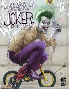 [Joker: Killer Smile #3 (Kaare Andrews Variant Edition) (Product Image)]
