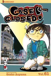 [Case Closed: Volume 61 (Product Image)]