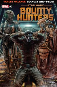[Star Wars: Bounty Hunters #6 (Product Image)]