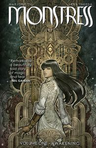 [Monstress: Volume 1: Awakening (Product Image)]