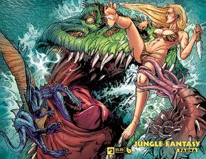 [Jungle Fantasy: Fauna #3 (Wrap Variant) (Product Image)]