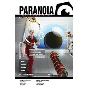 [Paranoia: Security Clearance Dice Pack (Product Image)]