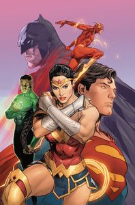 [Justice League #46 (Clay Mann Variant Edition) (Product Image)]